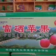 绿色食品 富硒苹果 中国供销合作社临朐华博农产品经销