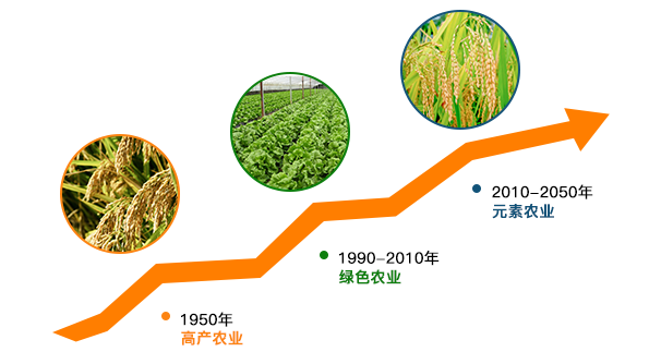 元素农业是农业发展下一个风向标